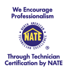 North American Technician Excellence website badge
