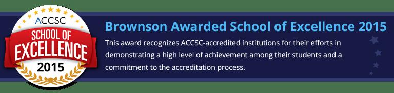 brownson-accsc-award