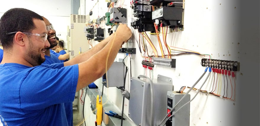 Fantastic Becoming An Hvac Technician Brownson Technical School Wiring 101 Tzicihahutechinfo